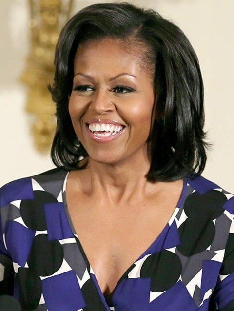 """Michelle Obama: """"I Can't Wait for the Kids' Concert on ..."""