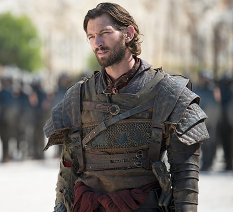 Michiel Huisman on GOT