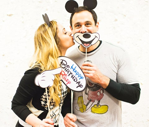Molly Mesnick and Jason Mesnick