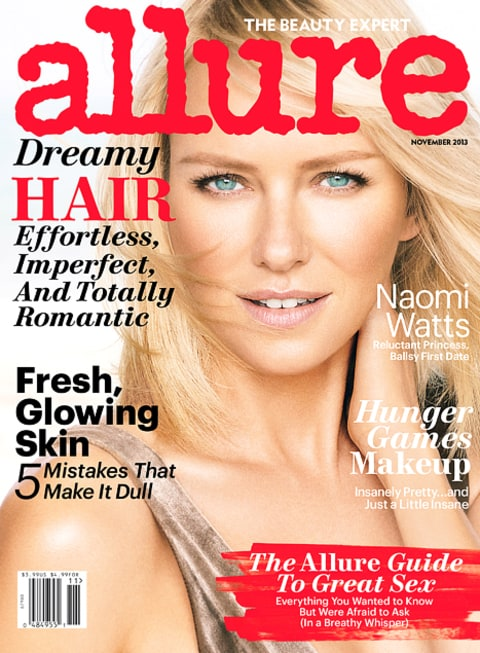 Naomi Watts Allure Cover