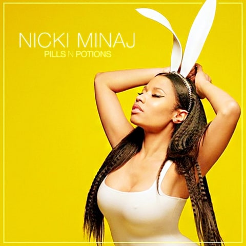 Nicki Minaj Pills N Potion Cover