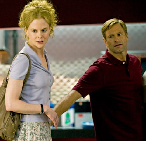 Nicole Kidman and Aaron Eckhart Rabbit Hole