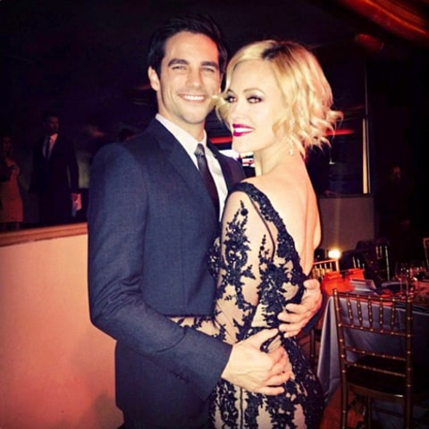Peta Murgatroyd and Brant Daugherty