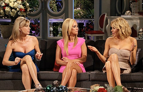 RHOBH reunion fighting