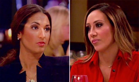 amber marchese and melissa gorga