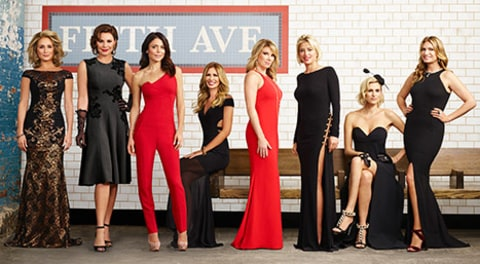 RHONY cast photo