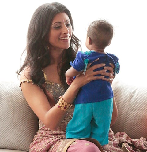 Reshma Shetty on ROyal Pains