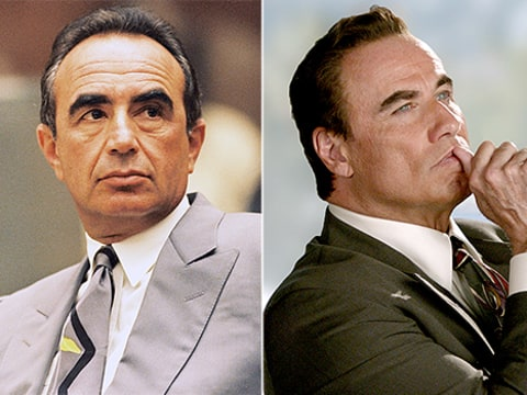 Robert Shapiro and John Travolta split