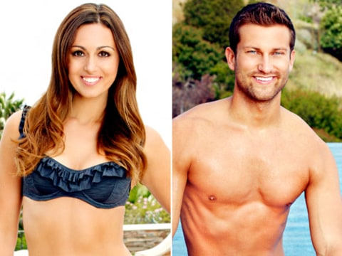 Who is sarah from bachelor pad dating. Dating for one night.