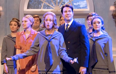 Saturday Night Live SNL Sound of Music