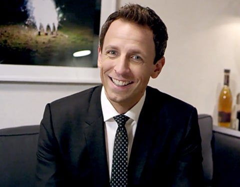 Seth Meyers 73 Questions