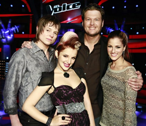 the voice season 3 blake