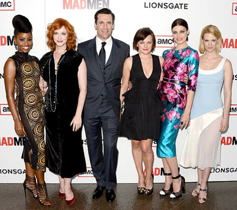 jon hamm and ladies