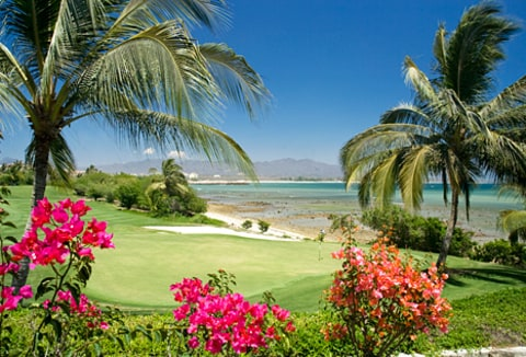 punta mita, mexico golf course