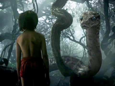 The Jungle Book Snake