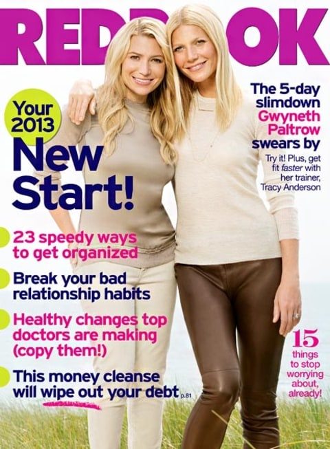 tracy and gwyneth redbook cover