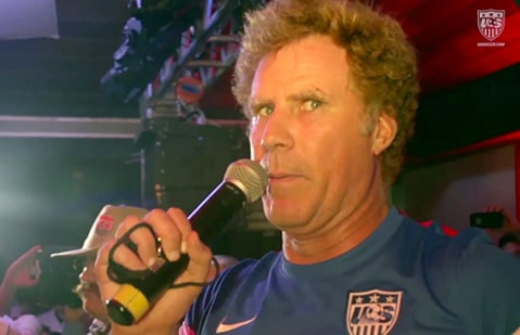 Will Ferrell world cup