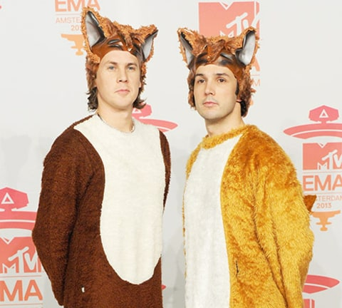 Ylvis Fox guys