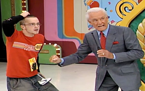 aaron paul the price is right