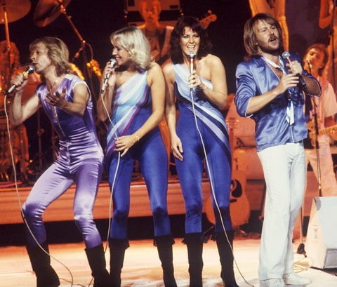 abba songs for dancing: