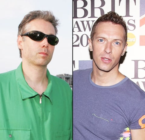 adam yauch and chris martin