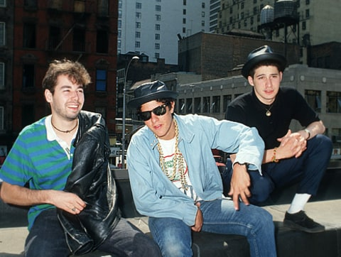 adam yauch with the besastie boys