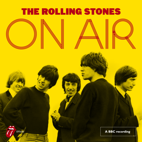 Rolling Stones Collect Rare BBC Recordings for 'On Air ... Rolling Stones On Air