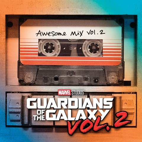 Resultado de imagen para guardians of the galaxy 2 soundtrack