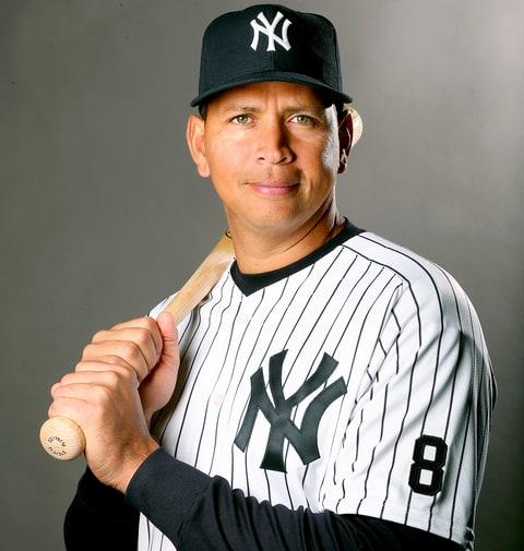 Alex Rodríguez (Baseballspieler) – Wikipedia