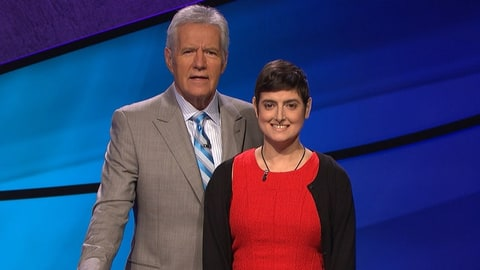 Alex Trebek's Tribute to Cindy Stowell, 'Jeopardy' Champ Who Died