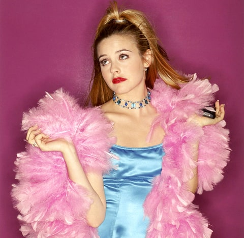 Alicia Silverstone in 1995's Clueless