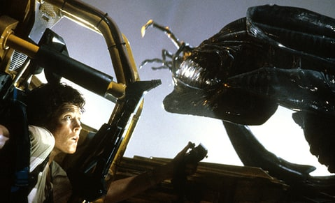 Weaver in Aliens