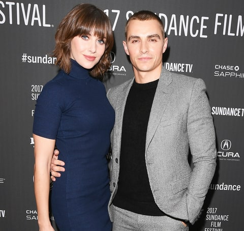 Dave Franco and Alison Brie have tied the knot