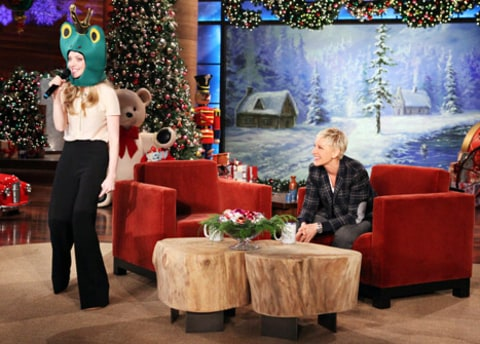 amanda seyfried on ellen