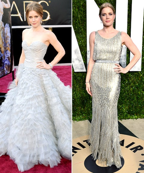 Amy Adams oscar vs. vanity