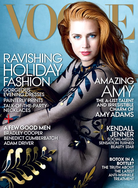 Amy Adams - Vogue Cover
