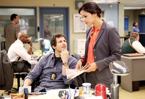 Andy Samberg and Brooklyn Nine-Nine