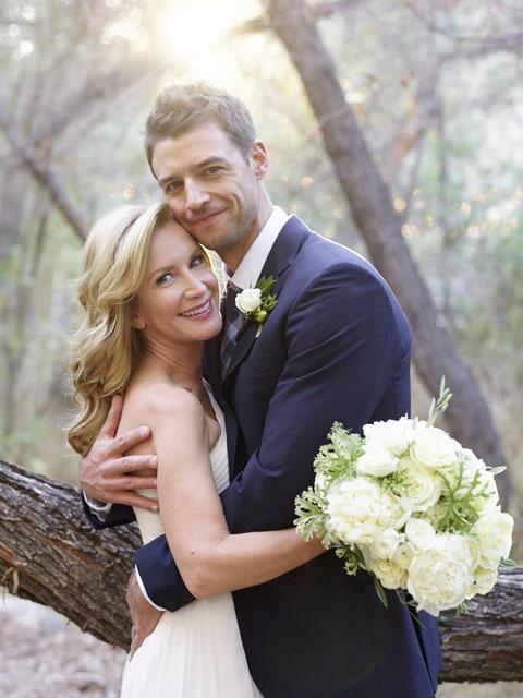 The Office Star Angela Kinsey Weds In J Crew Wedding