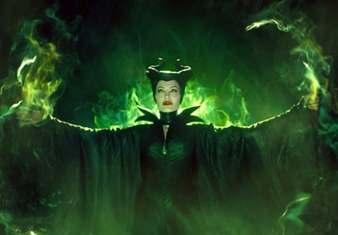 Angelina Jolie - Maleficient