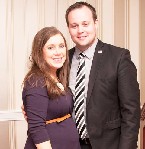 Josh and Anna Duggar expecting fifth child, a 'sweet new boy'