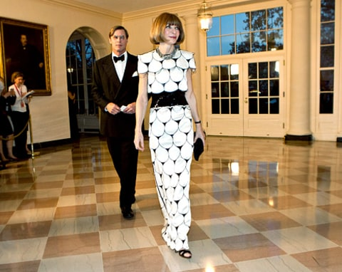anna wintour state dinner