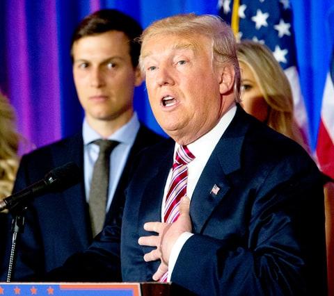 Jared Kushner's Rela... Ivanka Trump Supporters