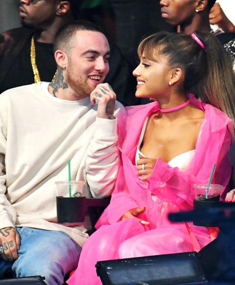 Who is ariana grande dating in Australia