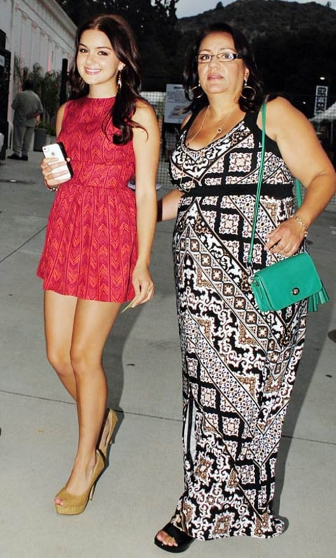 ariel winter and mom