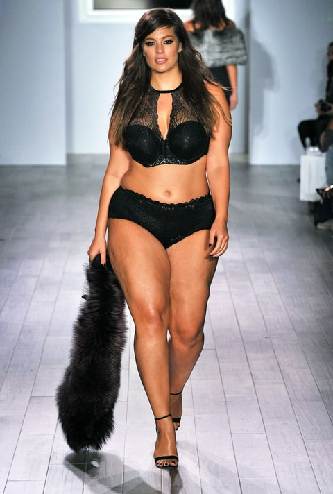 Ashley Graham Someone Called My Thighs Cellulite City