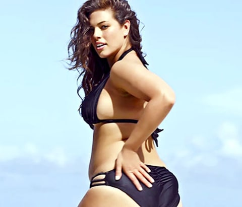 Ashley Graham - Sports Illustrated