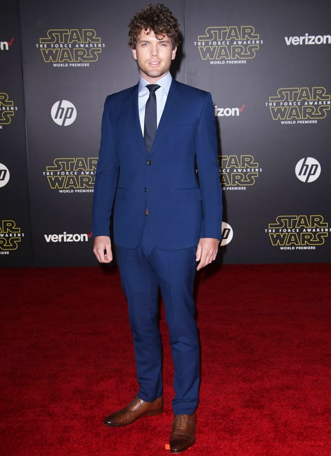 Taylor Swift S Brother Austin Swift Looks Hot At Star Wars