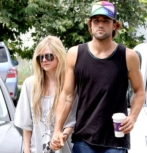are brody jenner and avril lavigne still dating
