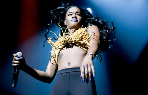 Azealia Banks Confesses to Sacrificing Chickens in Her Home