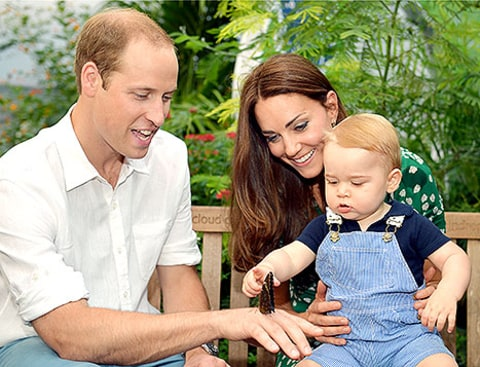 prince george **EMBARGOED UNTIL 5:30 PM**